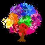 arbre colors